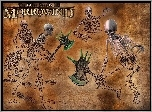 The Elder Scrolls III: Morrowind, Szkielety